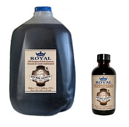 Royal Root Beer Extract, 4 Fl. Oz./114 ml & 1 USG</h2>